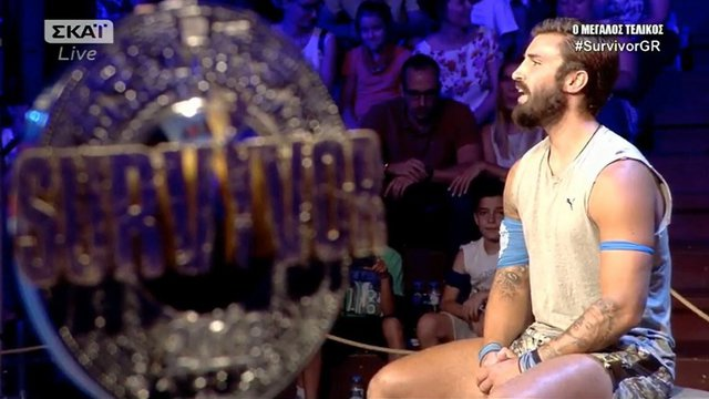 Τηλεθέαση Prime time: Δε θα πιστεύετε τι τηλεθέαση έκανε ο τελικός του Survivor 2018!