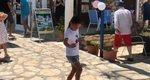 Το ζεϊμπέκικο της μικρής στο Καστελόριζο έγινε viral [video]