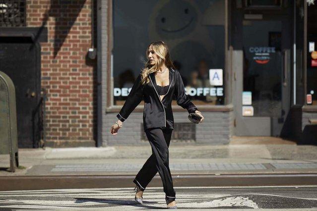 Sarah Jessica Parker - Η Carrie Bradshaw επιστρέφει σε νέες περιπέτειες!