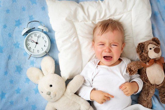 Κλαίει το μωρό σου; 5  μαγικοί  τρόποι για να το κάνεις να σταματήσει