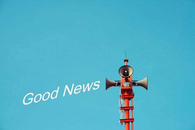 10 καλές ειδήσεις που έχουμε όλοι ανάγκη σήμερα