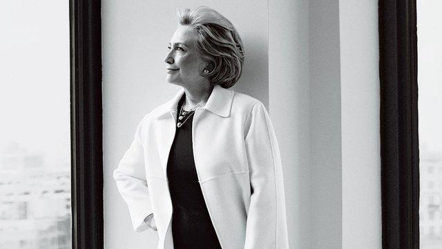 Λήψη από τα παλιά: H Hillary Clinton στα νιάτα της είχε κάτι από… Angelina Jolie