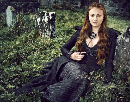 Sophie Turner: Η βασίλισσα  Sansa  γέννησε και έδωσε στο παιδί όνομα με άρωμα Game of Thrones