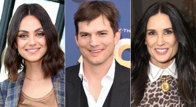 Mila Kunis: Τι δηλώνει για τη σχέση του Ashton Kutcher με τη Demi Moore;