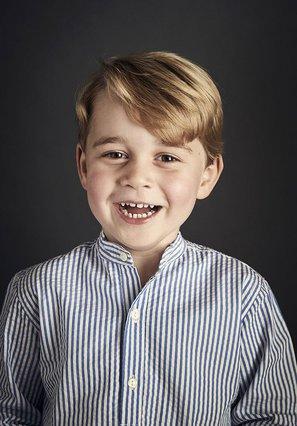 Ο πρίγκιπας Γεώργιος έχει ένα παρατσούκλι που κανείς δεν ξέρει - Τι μπορεί να σημαίνει;