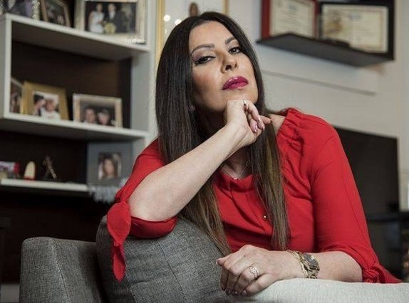 Βγήκε από το χειρουργείο η Άντζελα Δημητρίου: Το μήνυμα της κόρης της