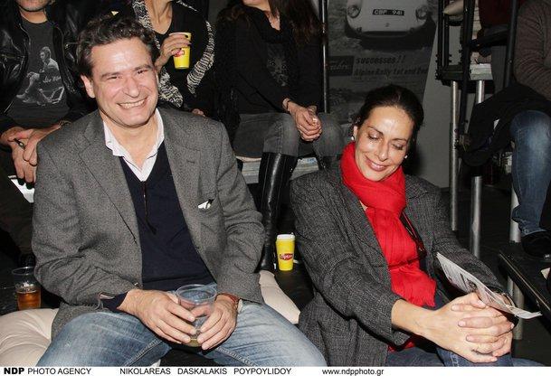 Ρίκα Βαγιάνη: Το δημόσιο  αντίο  του συζύγου της