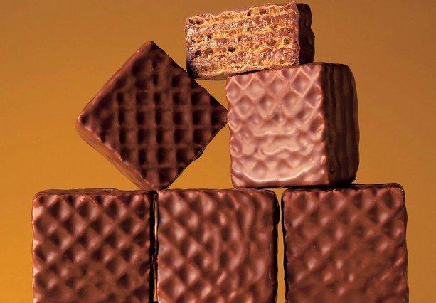 Το εύκολο κόλπο για να μετατρέψεις την πιο απλή γκοφρέτα σε… Kit Kat