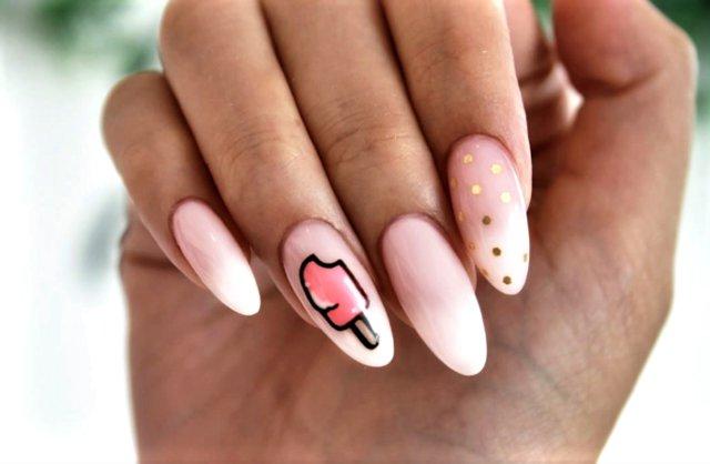 Βάλε παγωτό… στα νύχια σου! Τα top ice cream manicures που βρήκαμε στο Instagram