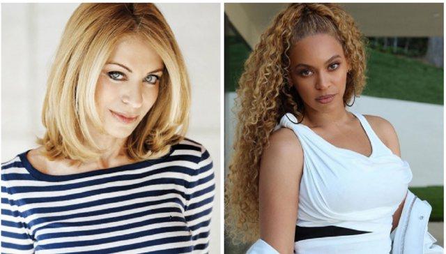 Η υπογραφή που ενώνει την Έλλη Στάη με την... Beyonce