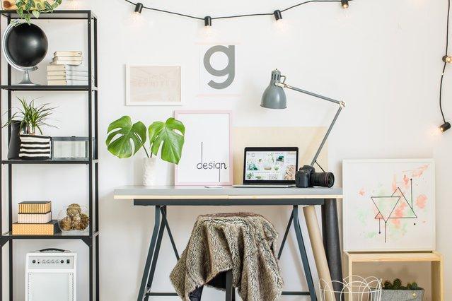 Πώς να δημιουργήσεις έναν κομψό και παραγωγικό χώρο εργασίας
