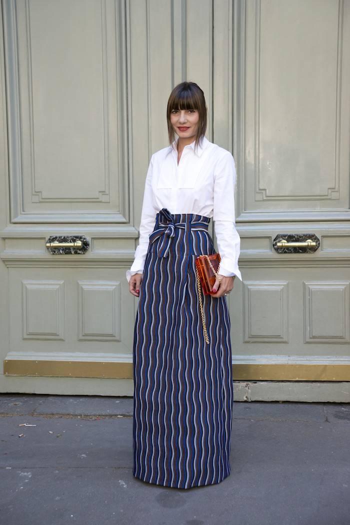 Επίλεξε μία με κλασικό μοτίβο και φόρεσέ την με ένα λευκό ανδρικό πουκάμισο  και πολυτελή αξεσουάρ. e1a73f3eb47