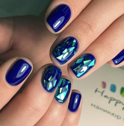 #shortnails: Τα κοντά νύχια είναι τάση