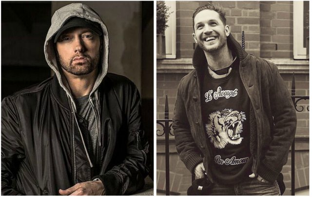 Eminem & Tom Hardy: Η αναπάντεχη συνεργασία που ενθουσιάζει [video]