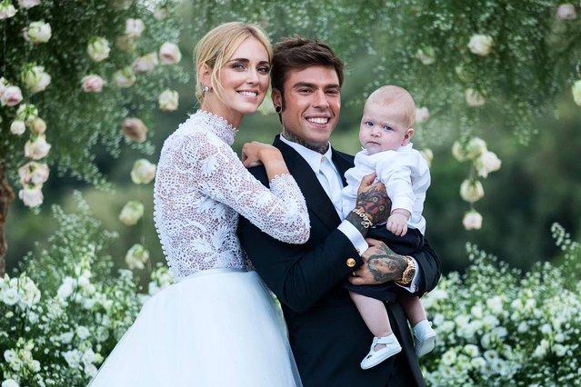 Chiara Ferragni: Πόσο κόστισε ο παραμυθένιος της γάμος στη Σικελία;