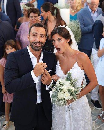 Δεν παντρεύτηκε μόνο τη Χριστίνα ο Σάκης Τανιμανίδης: Υπήρχε και δεύτερη νύφη