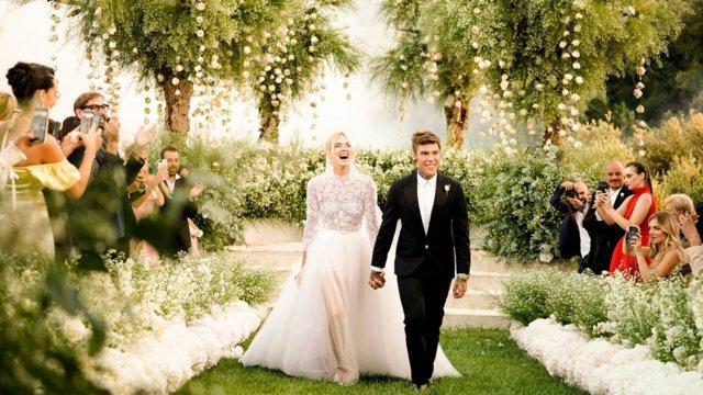 Όλες οι λεπτομέρειες του γάμου – υπερπαραγωγή της Chiara Ferragni σε ένα βίντεο του ενός λεπτού