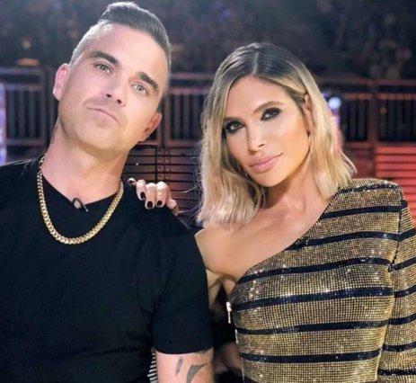 Robbie Williams: Το τρίτο του παιδί γεννήθηκε χωρίς να το γνωρίζει κανείς