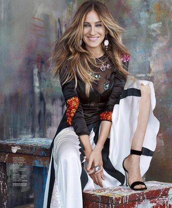Sarah Jessica Parker: Η τολμηρή λεπτομέρεια στο στυλ της που κάνει τη διαφορά