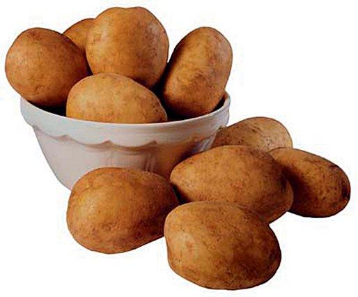 Για τραγανές πατάτες