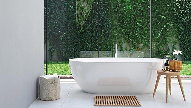 5 tips για να μετατρέψεις το μπάνιο σου σε spa χωρίς έξοδα!