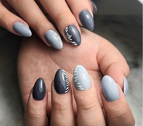 #greymanicure: Το πιο φθινοπωρινό χρώμα ετοιμάζεται να γίνει το απόλυτο trend