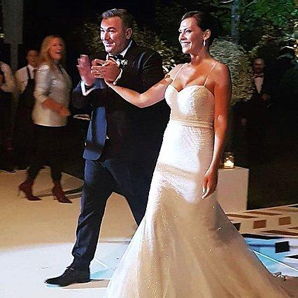 Υβόννη Μπόσνιακ - Αντώνης Ρέμος: Οι νέες φωτογραφίες που μοιράστηκε η νύφη και το μήνυμά της