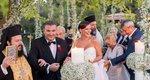Υβόννη Μπόσνιακ - Αντώνης Ρέμος: Το φωτογραφικό άλμπουμ του γάμου τους