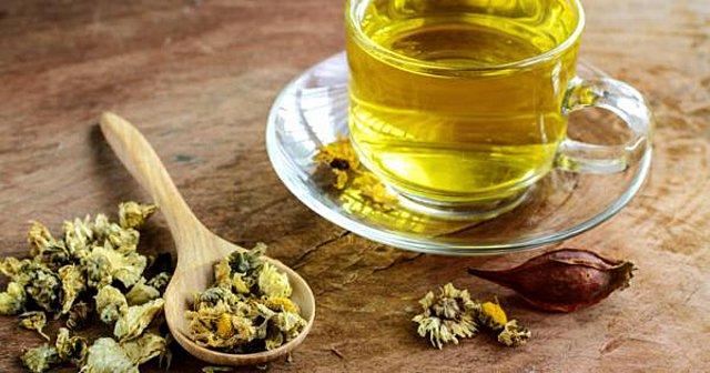 Τσάι από χρυσάνθεμα, χαλαρώνει και προστατεύει