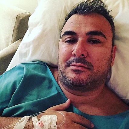 Αντώνης Ρέμος: Το ζήτημα υγείας που τον έστειλε στο χειρουργείο