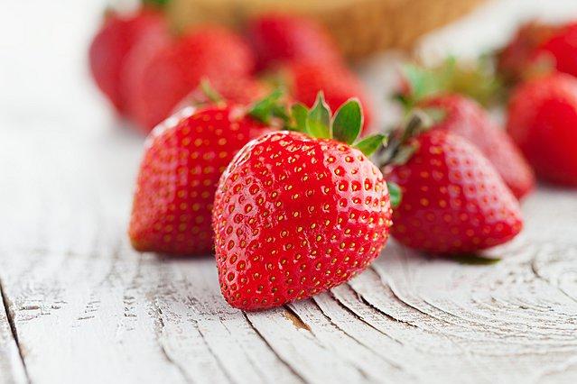 Φάτε φράουλες και βελτιώστε την υγεία των εντέρων