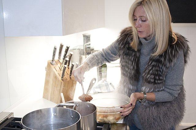 Η κοτόσουπα της Marie Chantal είναι ό,τι πρέπει για τα πρώτα κρύα του χρόνου