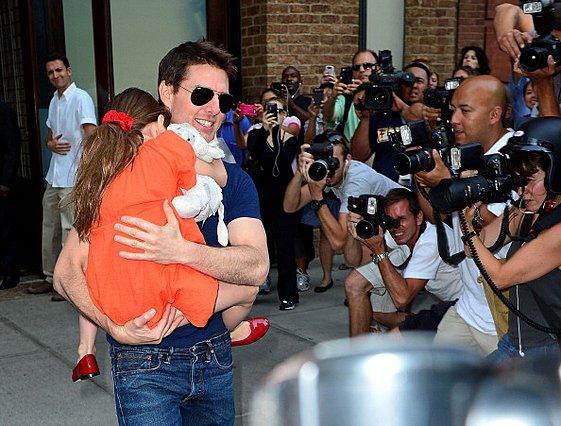 Tom Cruise: Δεν έχει δει την κόρη του, Suri, εδώ και χρόνια και ιδού γιατί