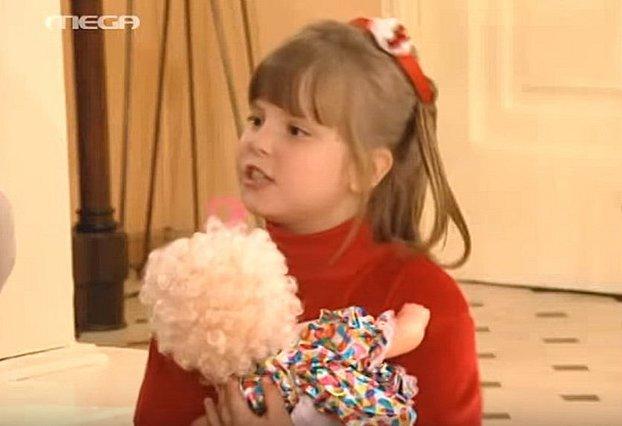 Η μικρή Αγγελικούλα του Dolce Vita μεγάλωσε και είναι πανέμορφη! [Photos+Video]