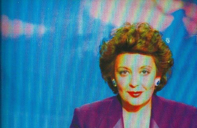 Mega-λες στιγμές: To πρώτο δελτίο ειδήσεων του Mega με παρουσιάστρια τη Λιάνα Κανέλη! [Video]