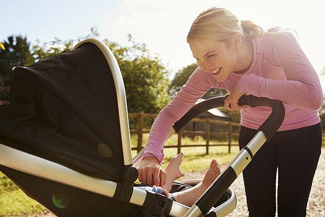 Τι να προσέξεις στην πρώτη σου βόλτα με το καροτσάκι