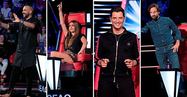 Από τη Eurovision στη σκηνή του  Voice  - Κατάφερε να περάσει στην επόμενη φάση;