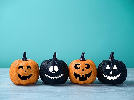 Έρχεται το Halloween! Ξέρεις πώς θα χαράξεις την κολοκύθα σου;