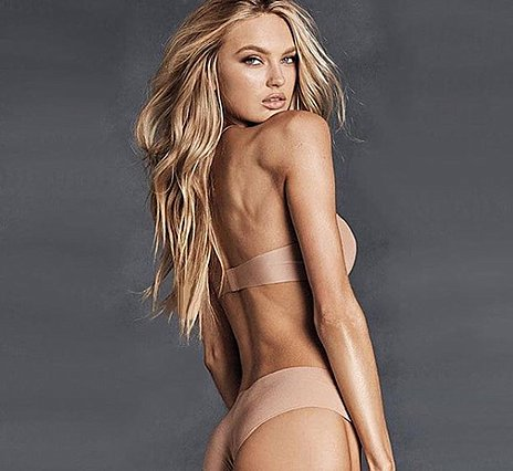 Oι 5 top fitness κανόνες του  αγγέλου  της Victoria's Secret, Romee Strijd