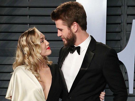 Liam Hemsworth: Η πρώτη -και τελευταία- ανάρτηση για τον χωρισμό του από τη Miley Cyrus