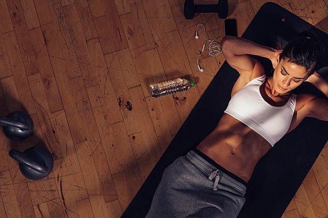 Πώς να κάψεις περισσότερες θερμίδες κατά τη διάρκεια της γυμναστικής