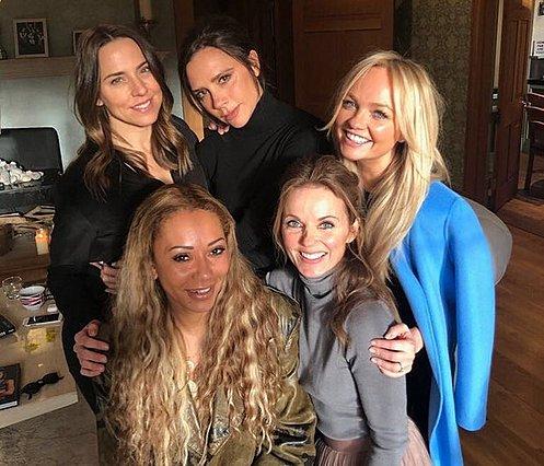 Οι Spice Girls ανακοίνωσαν νέα περιοδεία - Το μήνυμα της Victoria Beckham