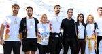 Έντονο άρωμα showbiz στον 36ο Αυθεντικό Μαραθώνιο της Αθήνας! Ποιοι έτρεξαν για καλό σκοπό;