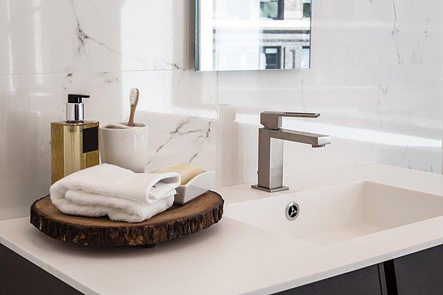 Μπάνιο πάντα καθαρό με ένα απλό πρόγραμμα... εργασίας!