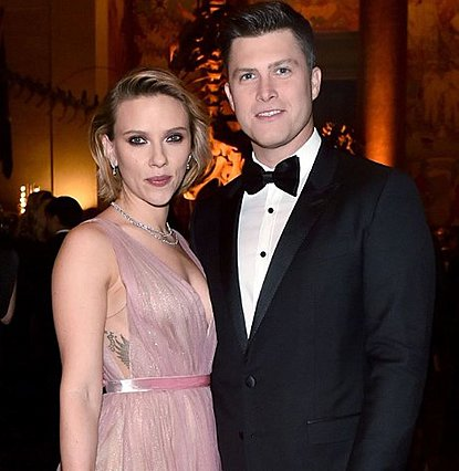Scarlett Johansson: Νέα δημόσια εμφάνιση με τον αγαπημένο της
