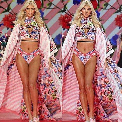 Victoria's Secret: O λογαριασμός που  ξεσκεπάζει  το photoshop των μοντέλων