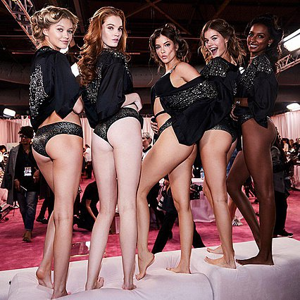 Victoria's Secret: 7 μυστικά πράγματα που συμβαίνουν στα παρασκήνια μιας επίδειξης