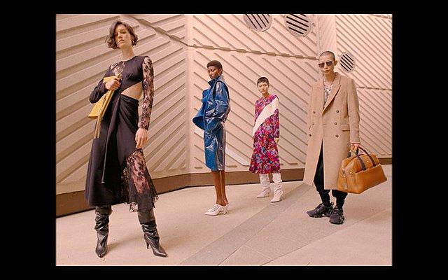 Η νέα σειρά της Givenchy αναβιώνει τα 70s με τον πιο εντυπωσιακό τρόπο
