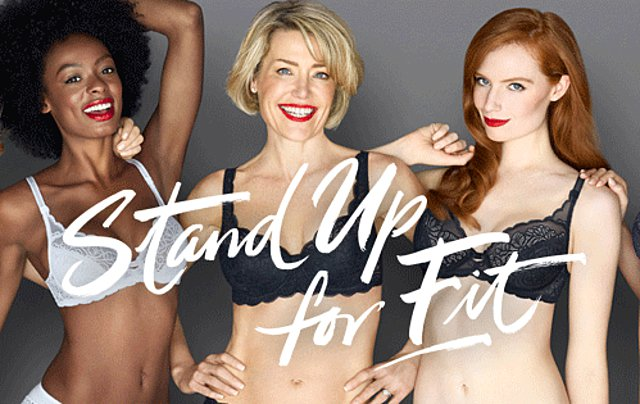 Stand up for fit