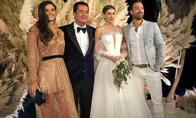 Acun Ilicali: Τρίτο -γοητευτικότατο- πρόσωπο πίσω από το διαζύγιο-εξπρές του Τούρκου παραγωγού του Survivor